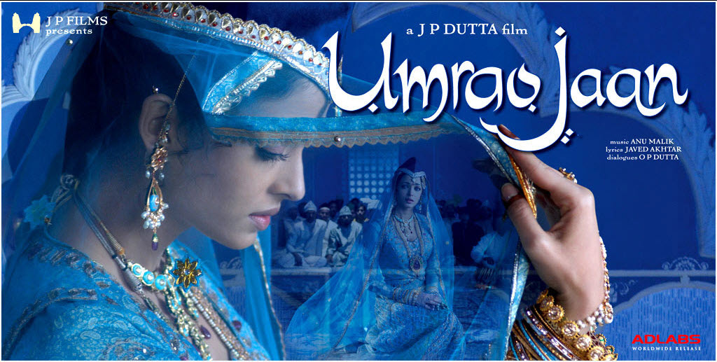 "Black Girl Digs Bollywood (BGDB): ""Salaam"" from ""Umrao Jaan"" (2006)"