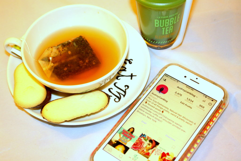 At Home Spa Day: Etude House Bubble Tea Sleeping Pack Review