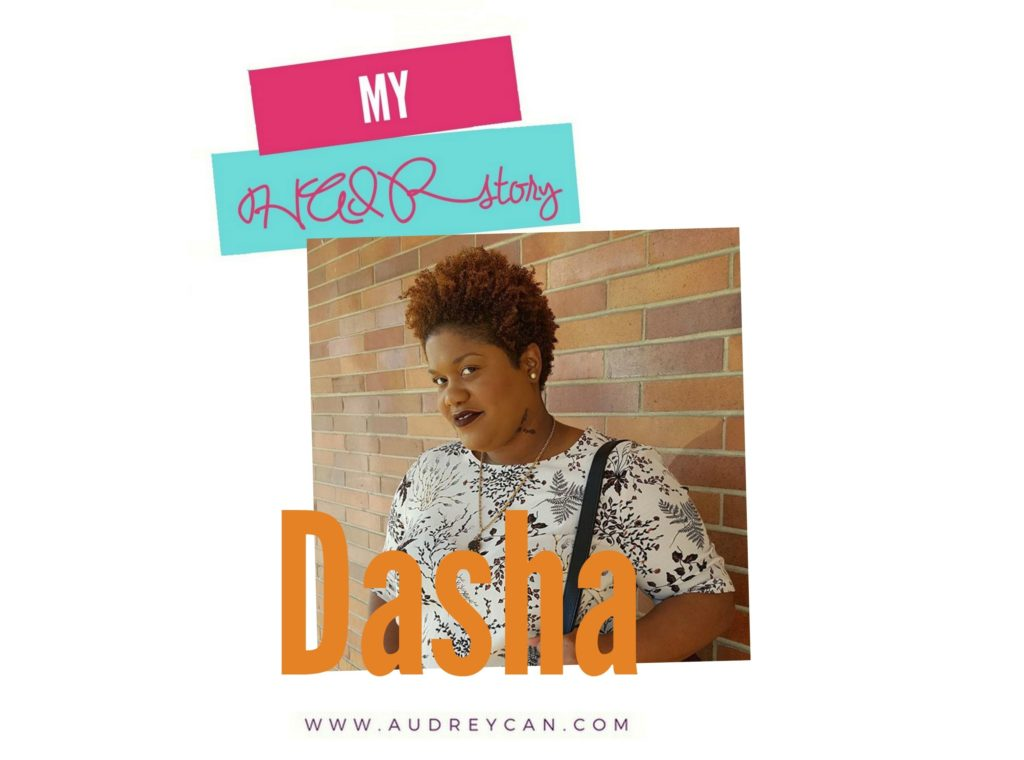 My HAIRStory: Dasha