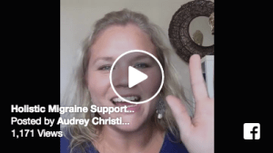 Holistic Support + Prevention for Migraines