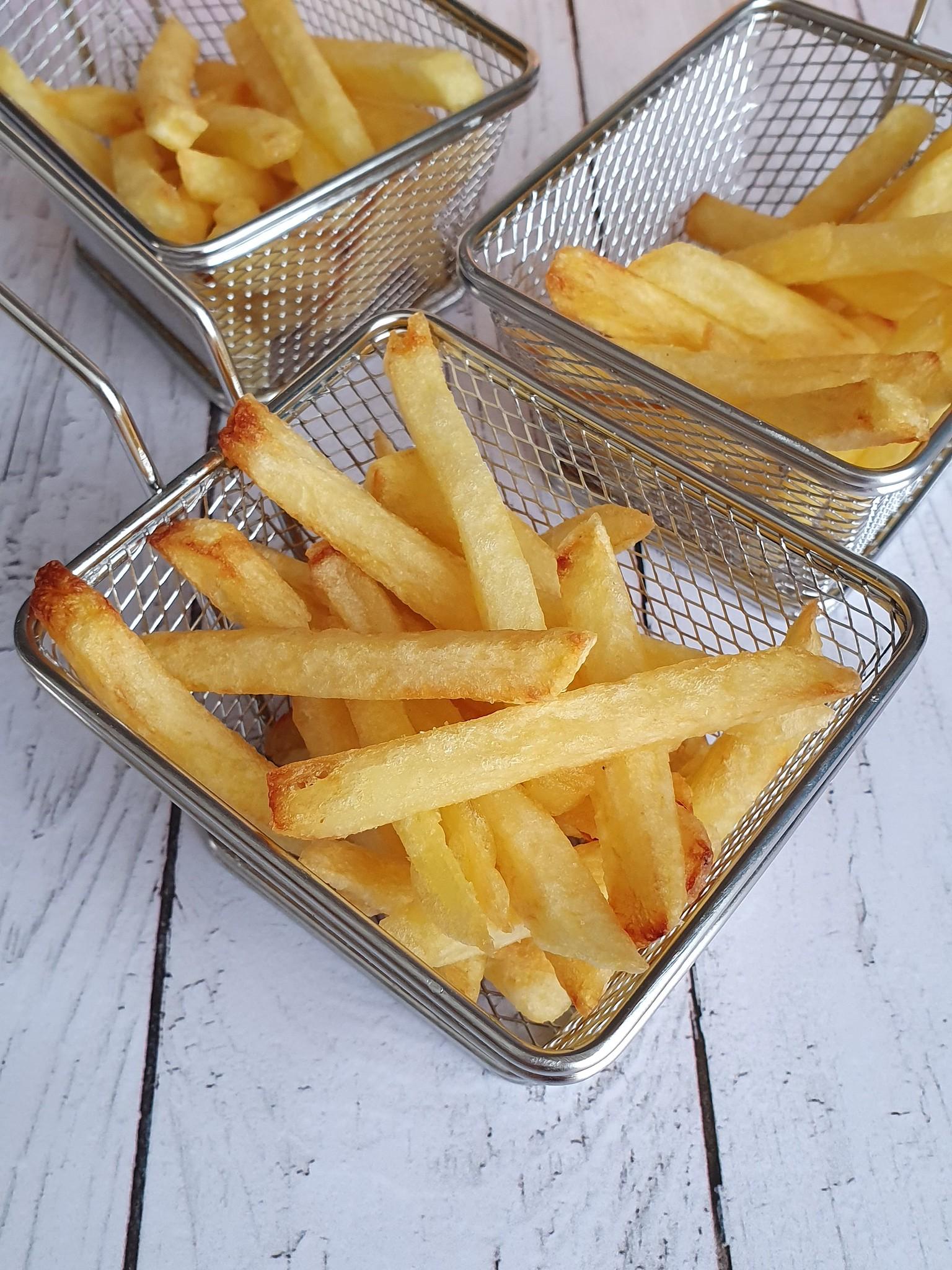 Comment Faire Des Frites Croustillantes : comment, faire, frites, croustillantes, Comment, Faire, Frites, Belges, Audrey, Cuisine