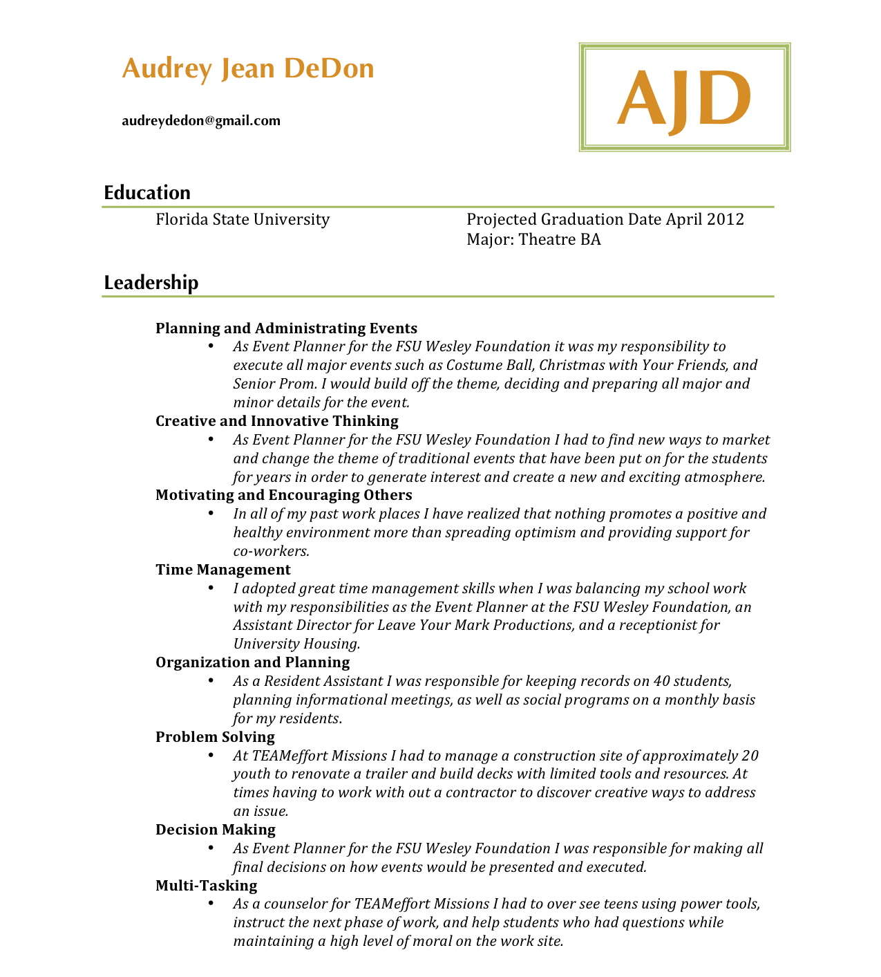 How To Make Your Resume Better Resume Template Purdue Inspirational Essay Outline How To
