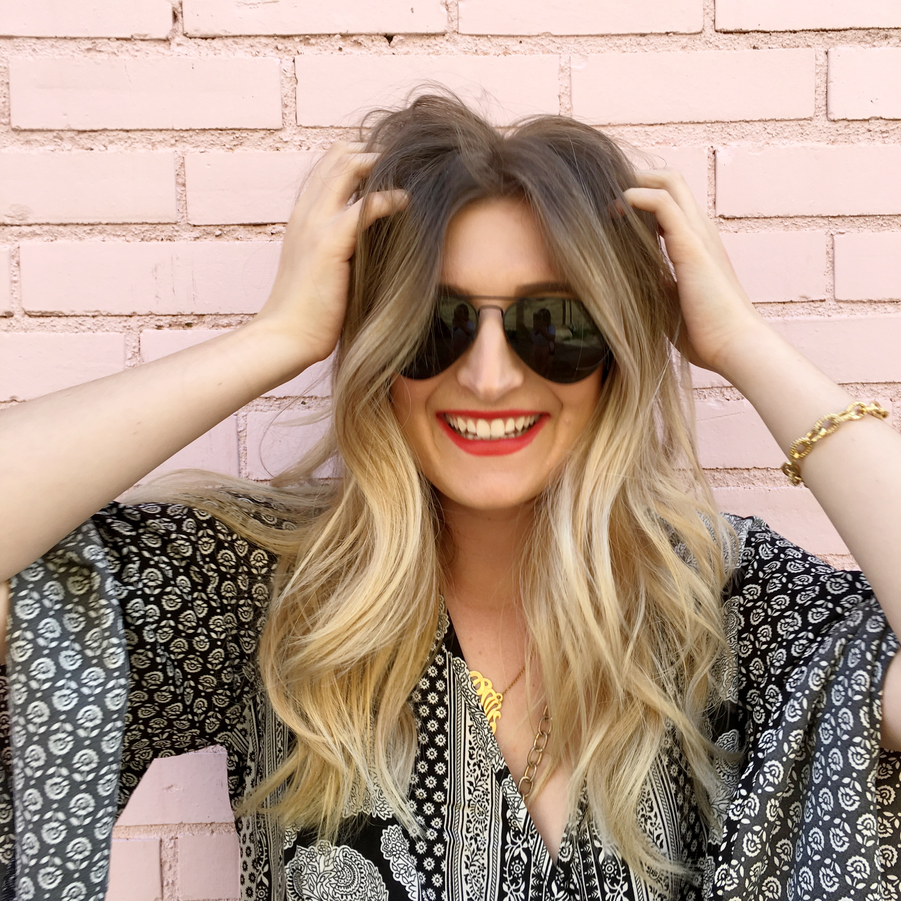 balayage hair goals
