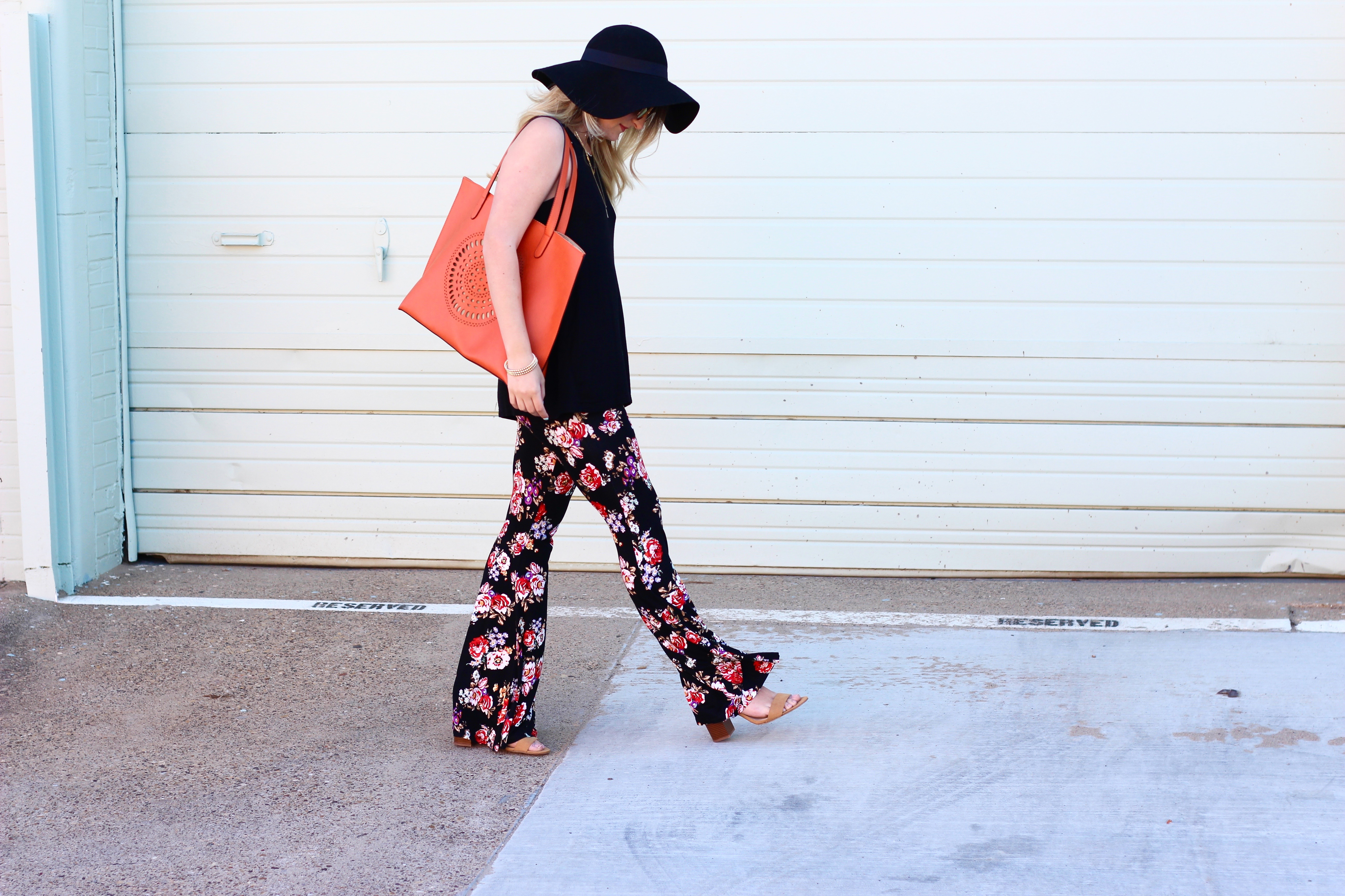 funky fun flowy pants