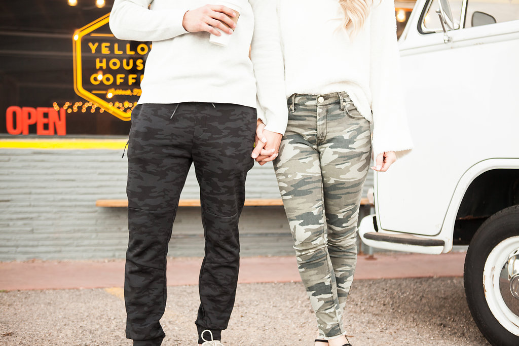 Thanksgiving in Camo | His and Her style | Audrey Madison Stowe a fashion and lifestyle blog