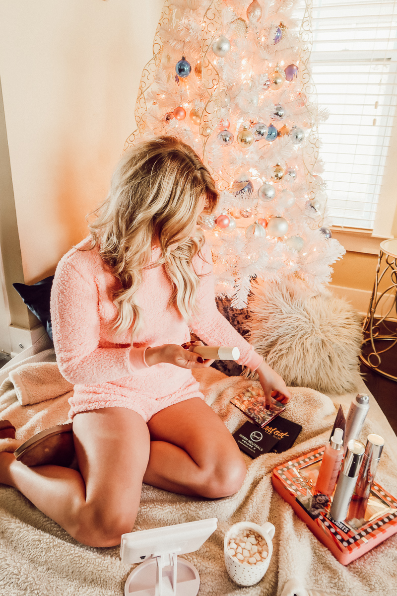 Winter Beauty at Home | Audrey Madison Stowe a fashion and lifestyle blogger - Winter Beauty by popular Texas style blogger Audrey Madison Stowe