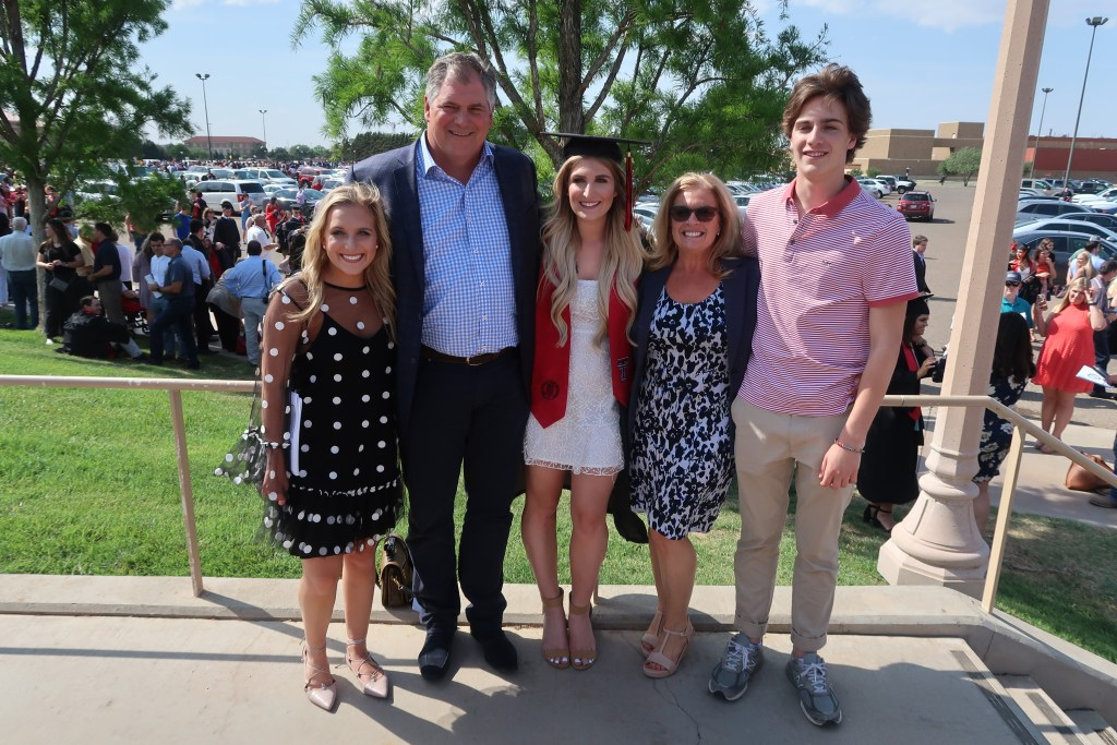 Graduation Day | Texas Tech | Audrey Madison Stowe a fashion and lifestyle blogger - Graduation Day Recap by popular Texas blogger, Audrey Madison Stowe