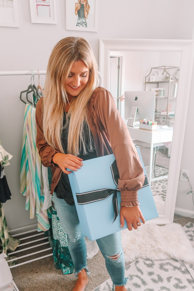 Unboxing | YouTube video | Dailylook Box featured by popular Texas fashion blogger Audrey Madison Stowe