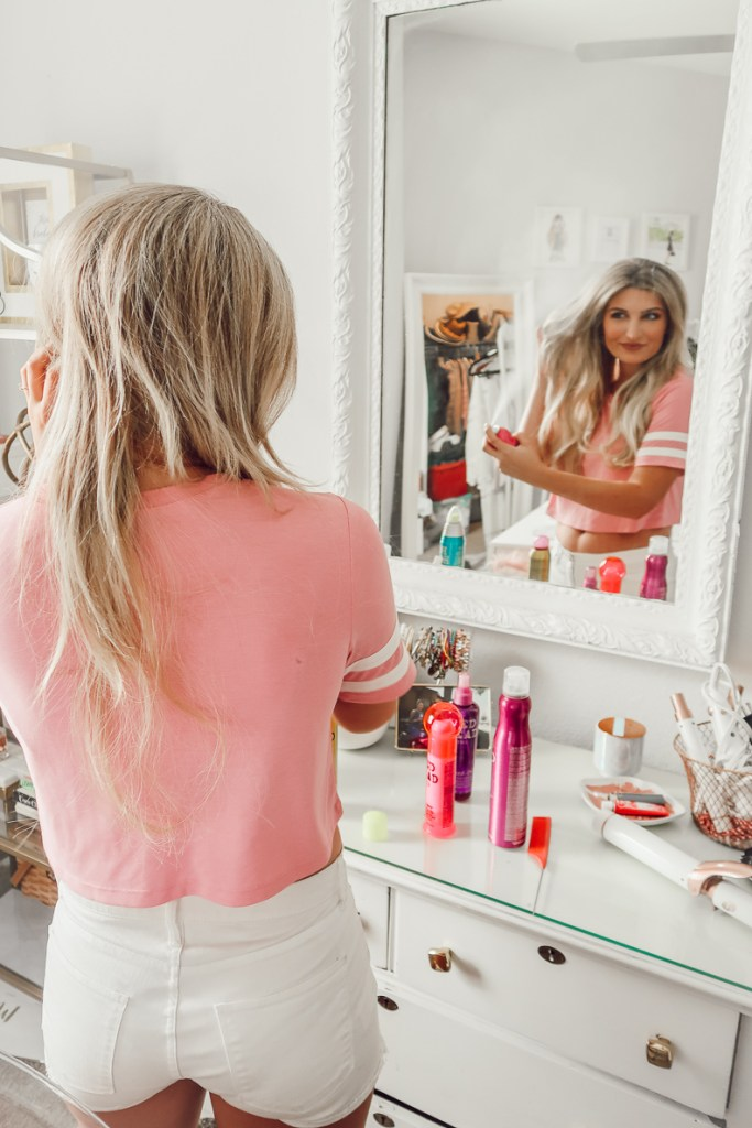 Back to School Hair Products with Bedhead by TIGI | Affordable hair care | Audrey Madison Stowe a fashion and lifestyle blogger