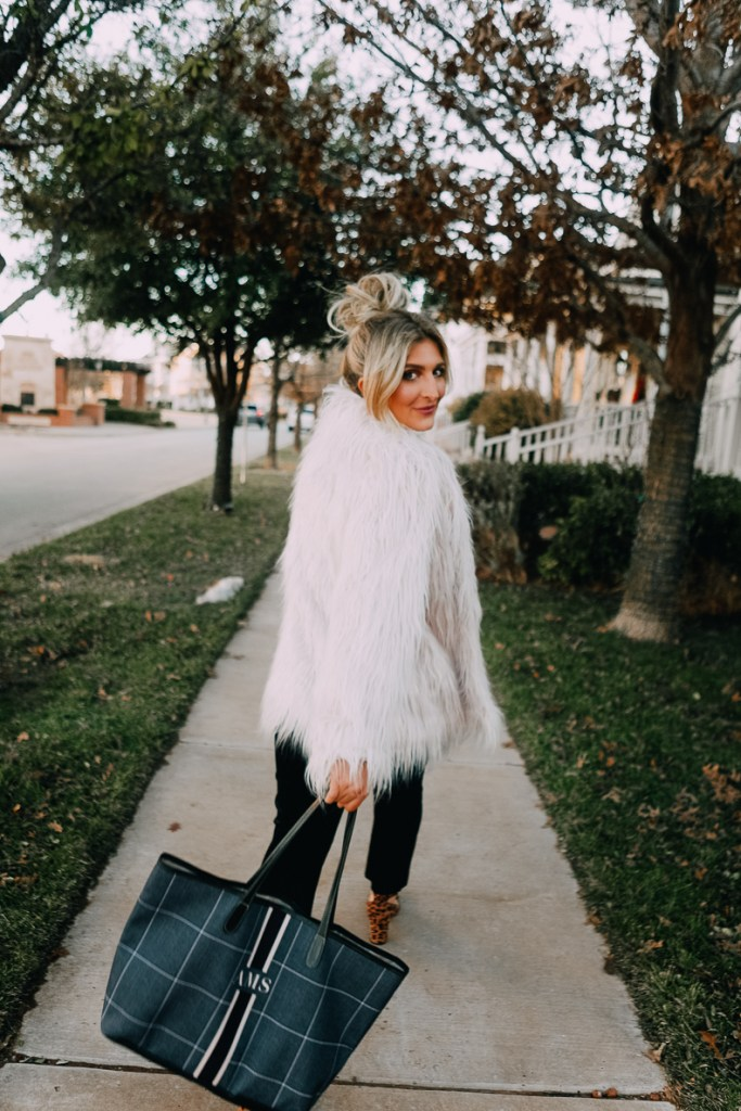 Velvet Express Jumpsuit | Lookbook | The Cutest New Years Eve Looks featured by top Texas fashion blogger Audrey Madison Stowe