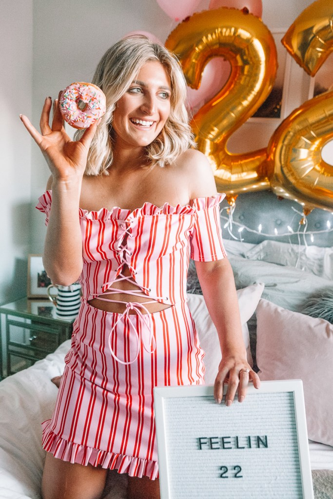 Feelin' 22 | 22nd Birthday Announcement shoot | Audrey Madison Stowe a fashion and lifestyle blogger
