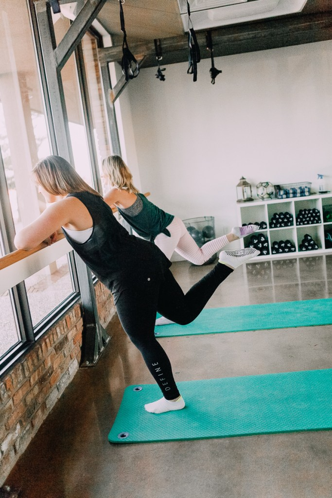 Benefits of a 30:30 Class at Define: Body and Mind | Workout motivation | Audrey Madison Stowe a fashion and lifestyle blogger