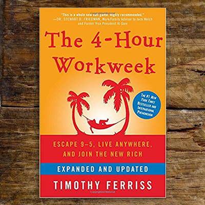 the four hour work week - personal development