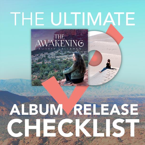 The Ultimate Single or Album Release Checklist