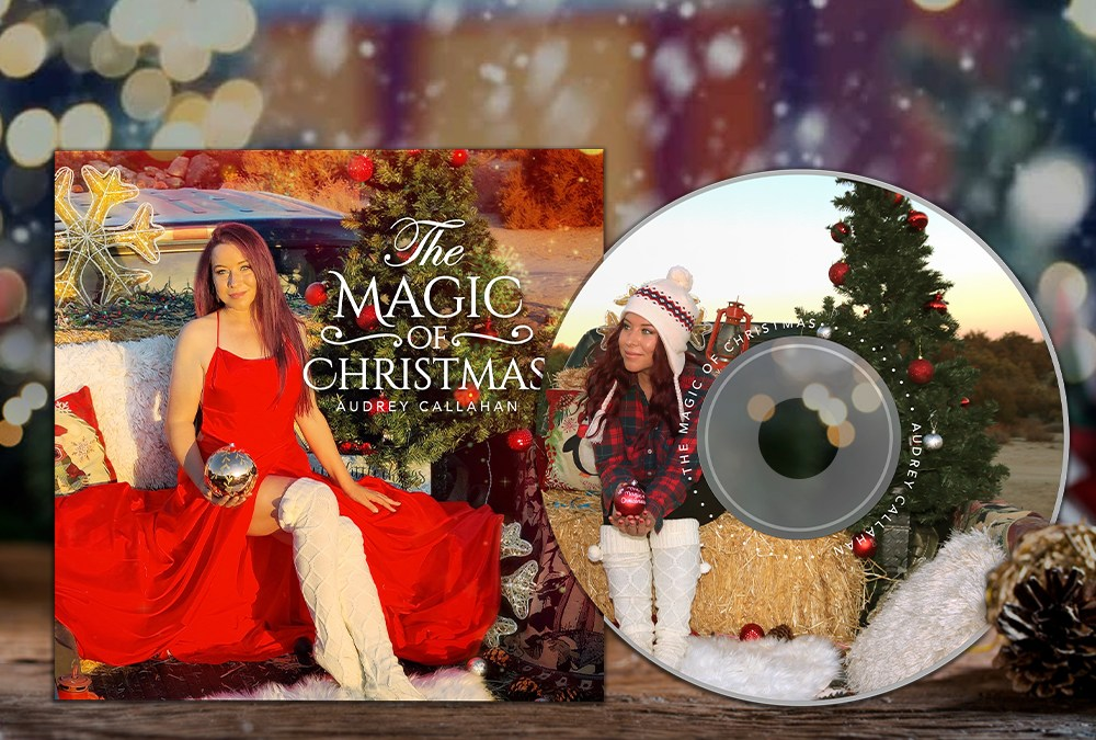 [Press Release] Audrey Callahan releases her Debut Christmas EP