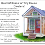 B A S List Of Best Gift Ideas For Tiny House Dwellers