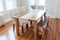 DIY Farmhouse Table | Virginia Wedding Photographer ...