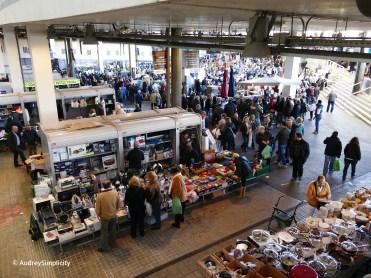 Flea Market taken by AudreySimplicity