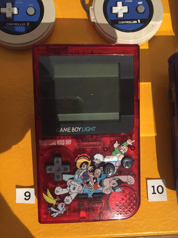 Game Boy Light Osamu Tezuka