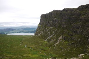 On the way to Applecross