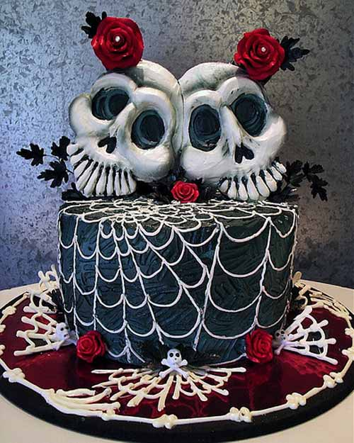 Halloween Cake Designs  audri91
