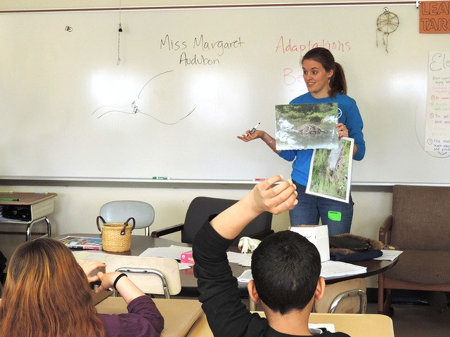 Community Foundations Support Audubon Community Nature Center Education Programs