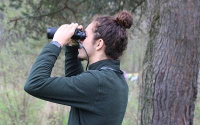 Diego Rey Receives Audubon Community Nature Center Scholarship