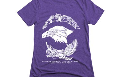 November 30 is Deadline to Order Redesigned Audubon Tees