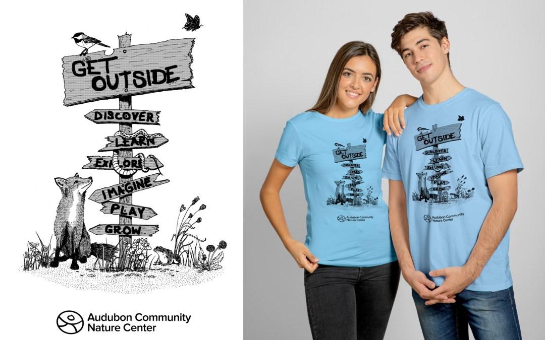 Audubon Shirt Sale Helps Maintain Outdoor Spaces
