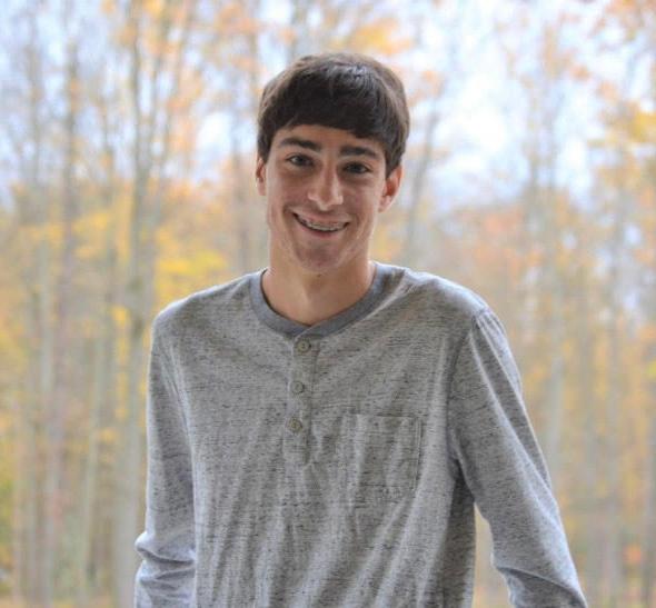 Tim Galati is Audubon Community Nature Center 2021 Scholarship Winner
