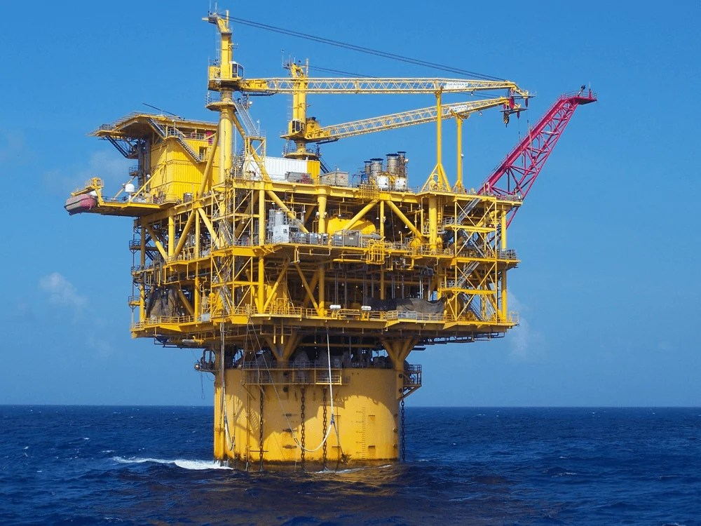 Reducing Weight of Offshore Facilities by Audubon Companies
