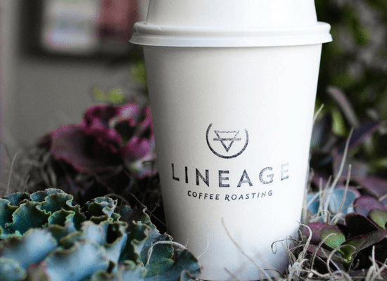 lineage coffee cup