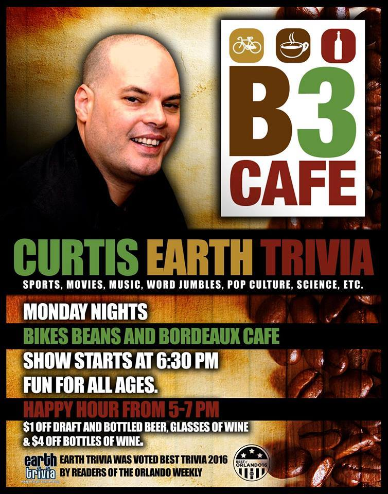 curtis earth trivia poster