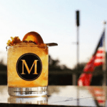 M Lounge cocktail