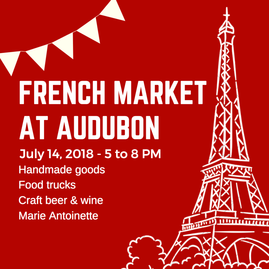 French Market at Audubon