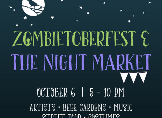 zombiefest night market orlando audubon park garden district 2018 florida events