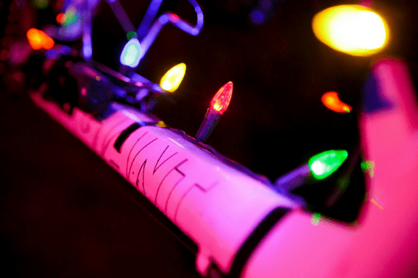 Holiday Lights Bike Ride in the Audubon Park Garden DIstrict Orlando events