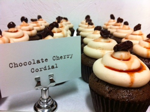 chocolate cherry cordial