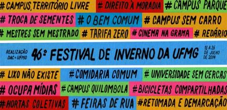 46º Festival de Inverno da UFMG