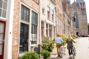 Hansestadt Deventer. Foto: Hanzesteden Marketing