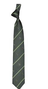 Krawatte Hubertus Jäger