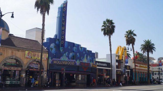 Walk of Fame: barrierefreies Reisen nach Los Angeles