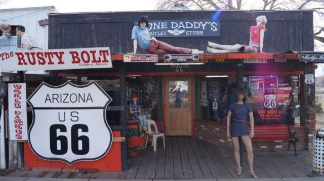 Route 66, Seligman, Arizona