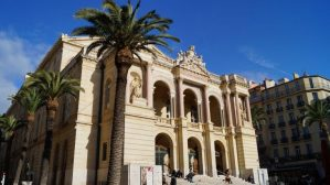 Le Grand Théâtre de Toulon ist das Opernhaus