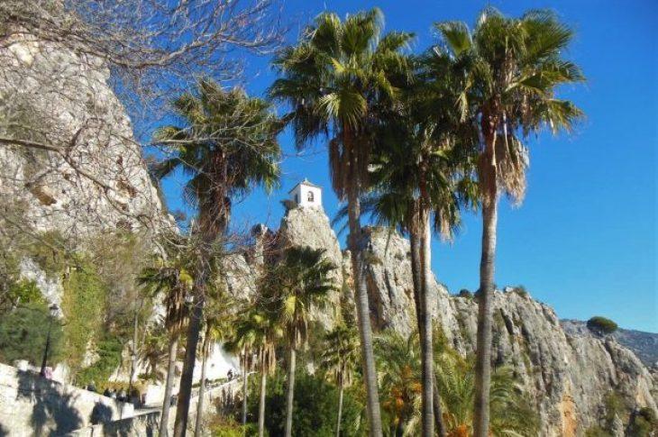 Burgruine Sankt Joseph, Guadalest, Costa Blanca