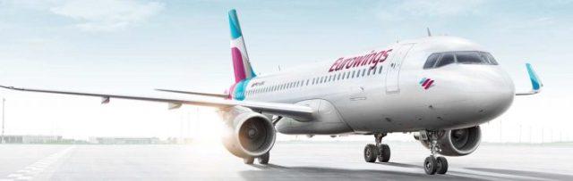 Amex Business Gold auf Eurowings Flügen einlösen