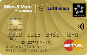 Miles and More Mastercard