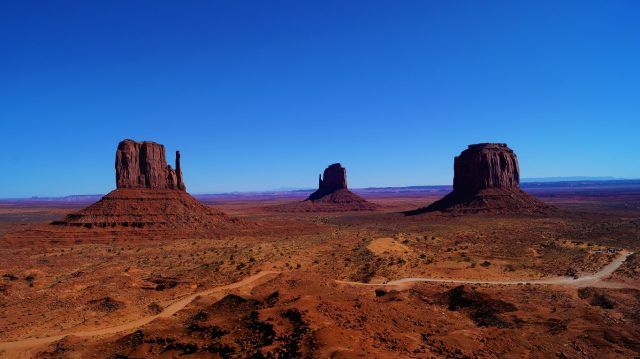 Wie spät ist es in Arizona? Monument Valley