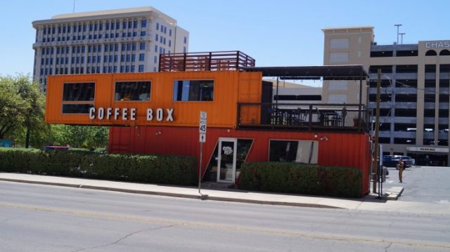 Coffee Box in El Paso