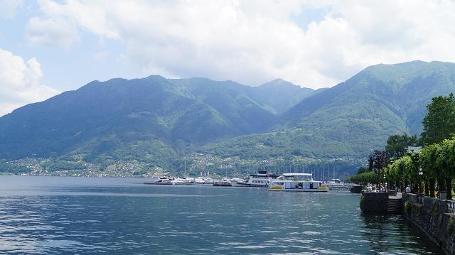 Locarno in der Schweiz